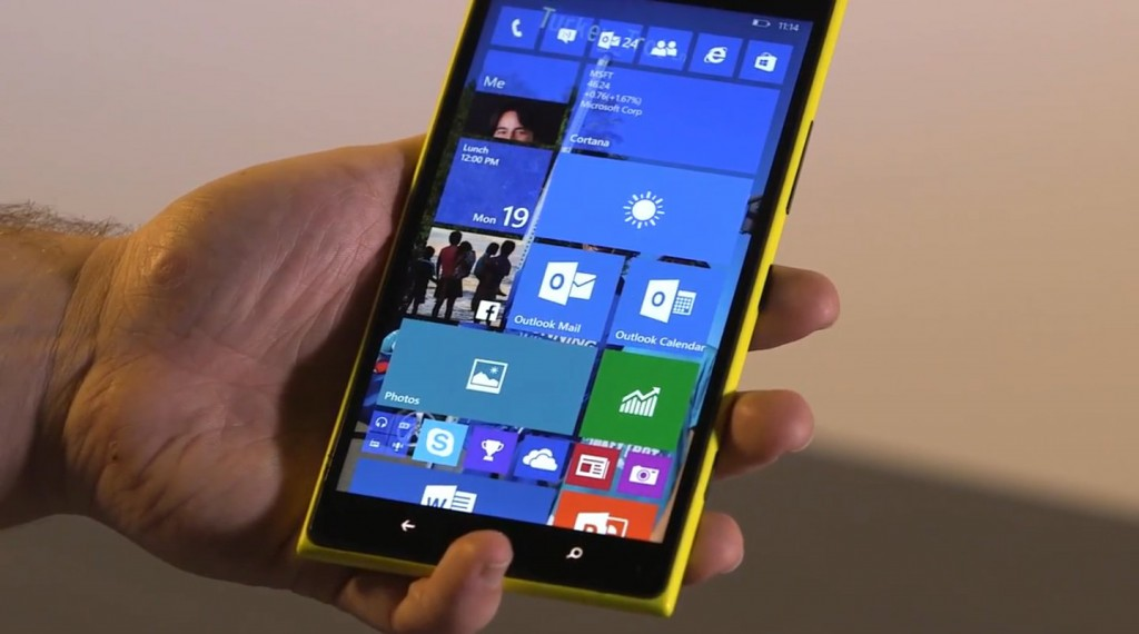 How About The Windows Mobile Apps?
